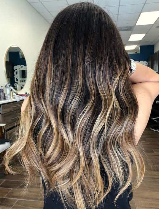 72 Trendiest Hair Color Ideas For Brunettes In 2019 Ecemella Brunette Hair Color Brown Blonde Hair Hair Dye Colors