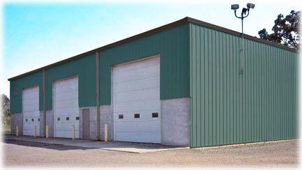 Commercial Steel Buildings Pre Engineered Metal Buildings   Toro Steel Buildings Canada