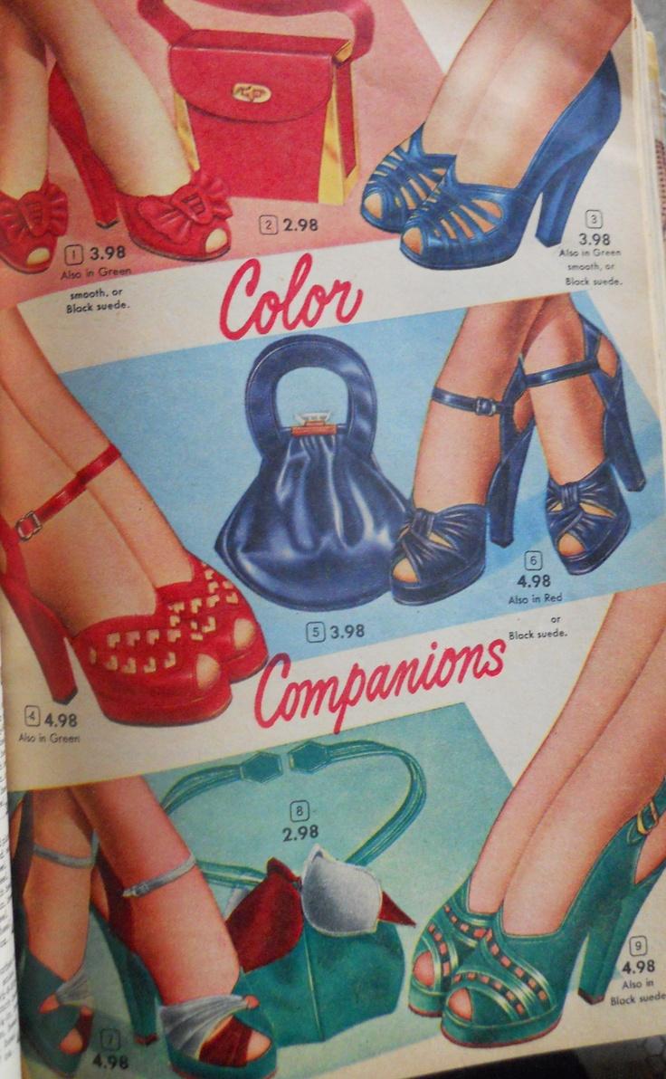Please hose vintage glam