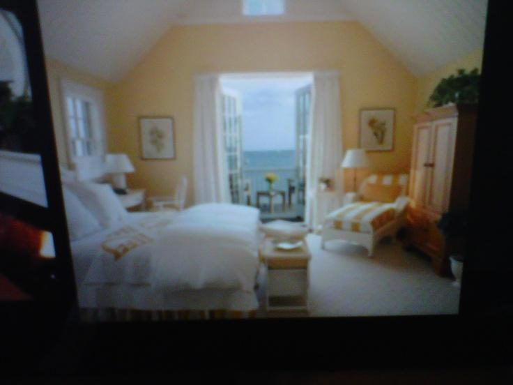 Nice master bedroom!