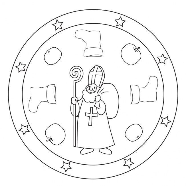 Nikolaus-Mandala                                                                                                                                                                                 Mehr