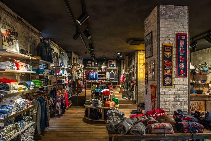 interior design negozio verona