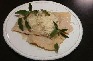 Veal Ravioli with Walnut Sauce Recipe on Food52 recipe on Food52