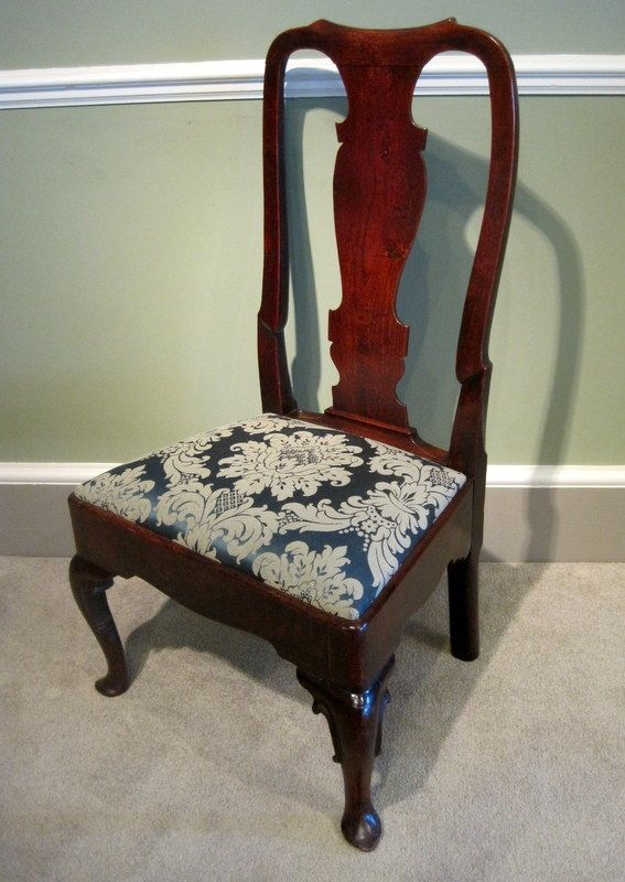 Geo Ist Walnut Childs or Nursing Chair-A rare George Ist period solid  walnut child's - 12 Best Antique Nursing Chair Images On Pinterest Nursing Chair