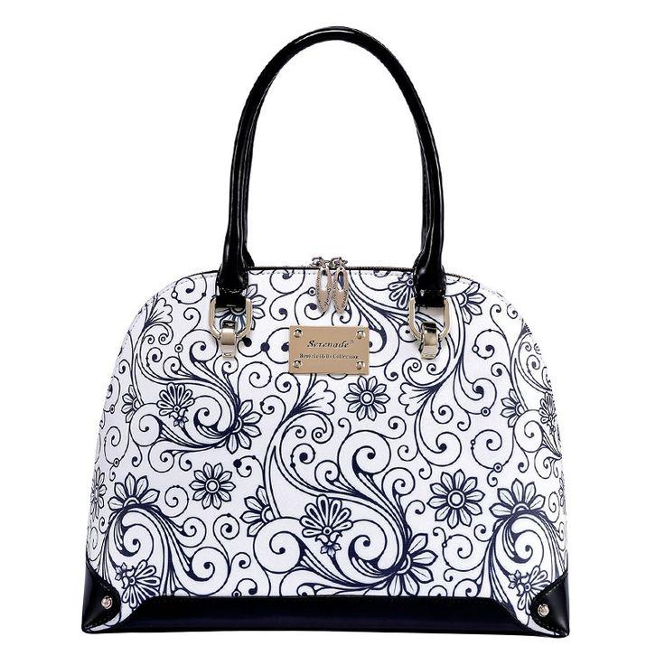 Serenade - Alexandria Leather Handbag | Bags To Go