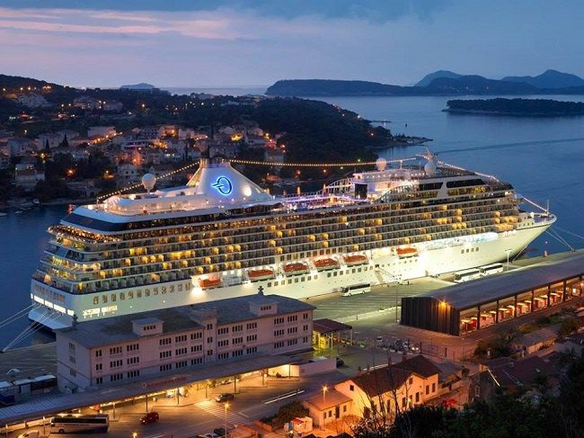 Il Natale a bordo delle luxury ships Oceania Cruises | Dream Blog Cruise Magazine
