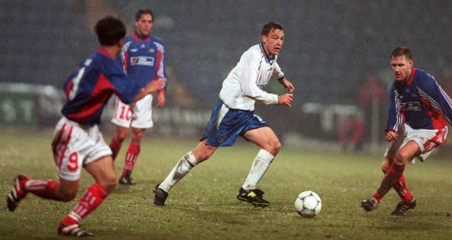Last night John Terry played his 100th UEFA game for Chelsea. His first came back in 1999 against Valerenga. He looks back over 14 years here...