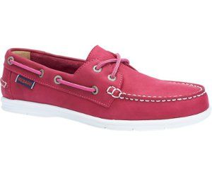 Sebago Women's Litesides Two-Eye Dockside Loafer at Robert Frost in Traverse City and Petoskey Michigan and frostshoes.com