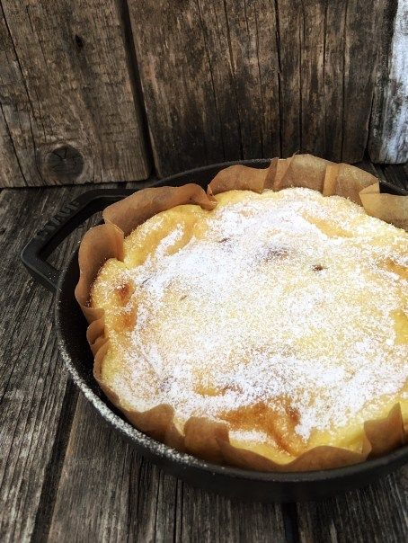 Schneller Cheesecake lecker, low carb und fettarm