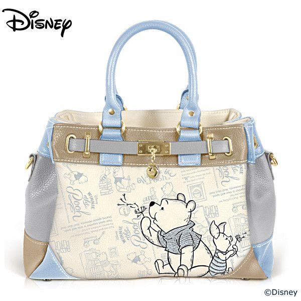 0d97e4f4220c Disney Winnie The Pooh A Classic Tale Handbag