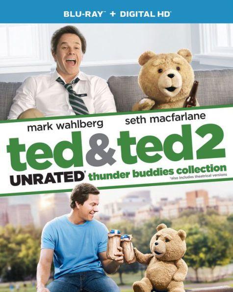 Ted movie thunder buddies