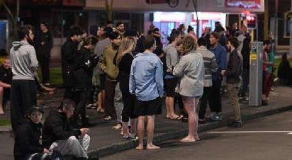 Reportan sismo en Argentina de magnitud 6,2