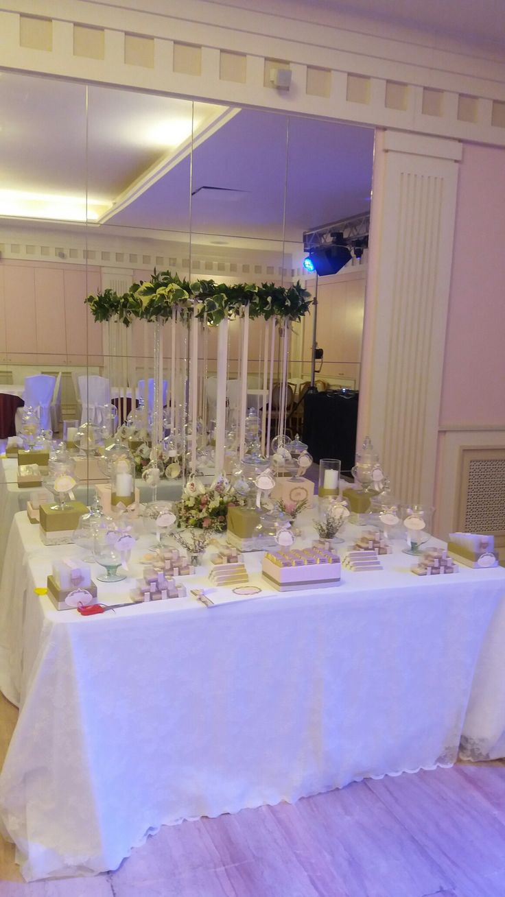 Sweet table tea party