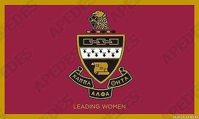 Kappa Alpha Theta Crest
