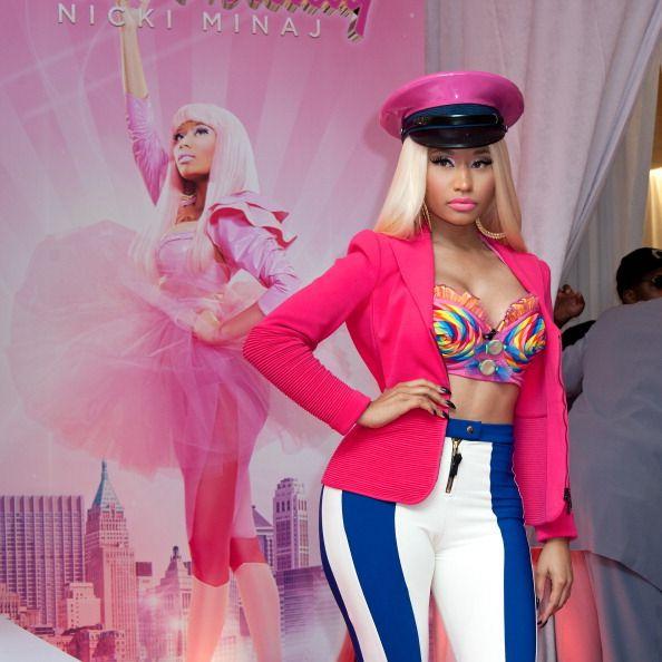 love more nicki minaj | nicki minaj pink friday sheisdiva Nicki Minaj Reveals Her Real Hair