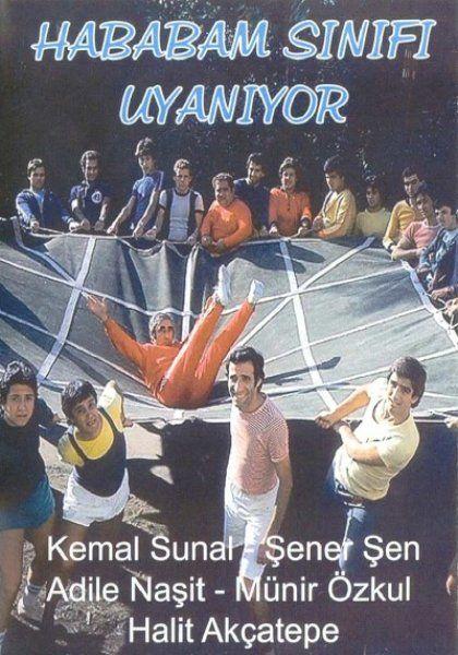 HABABAM SINIFI UYANIYOR / 1976