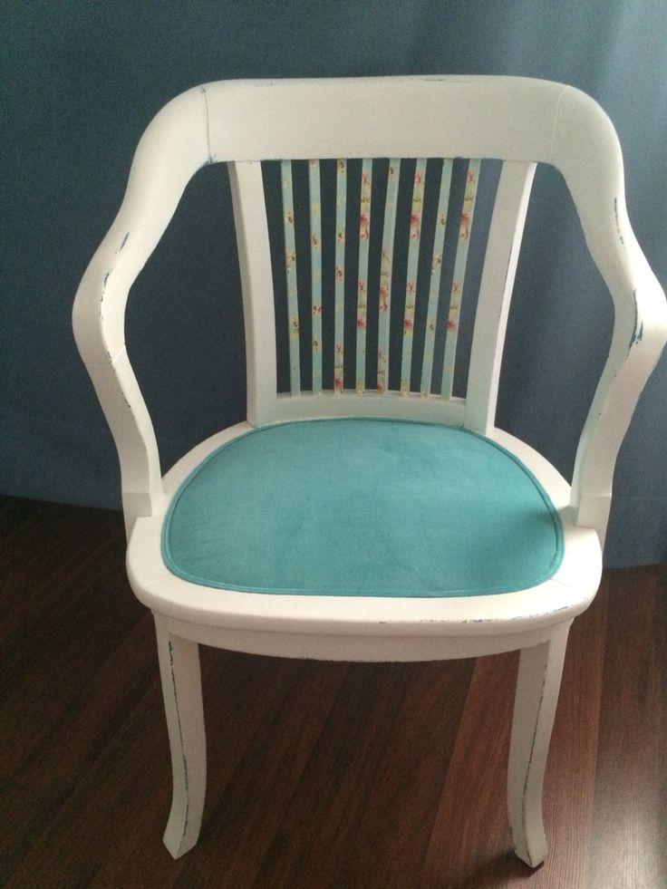Sandalye, berjer, eskitme, dekupaj