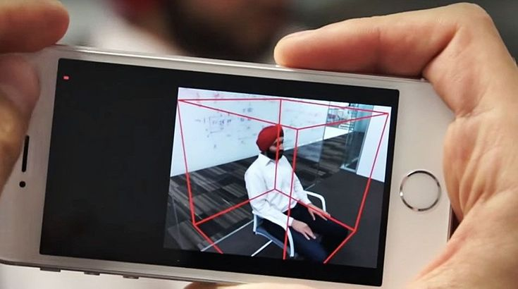 Microsoft's MobileFusion lets you scan 3D objects via