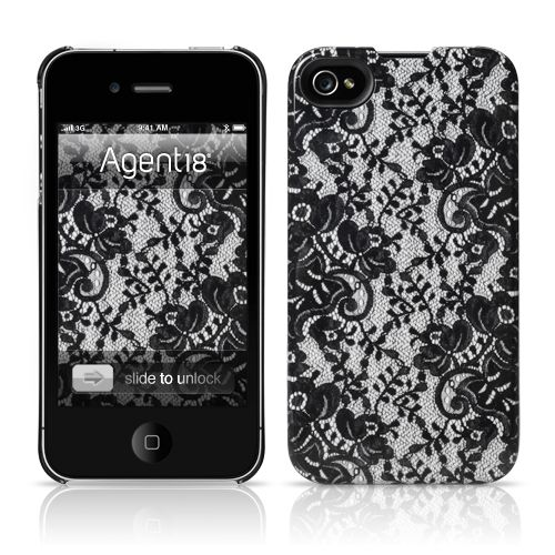 Lace iPhone cover: Iphone Cases, Black Lace, Iphone 4S, Stuff, Lace Iphone, Iphone 4 Cases, Iphone Cover, Products