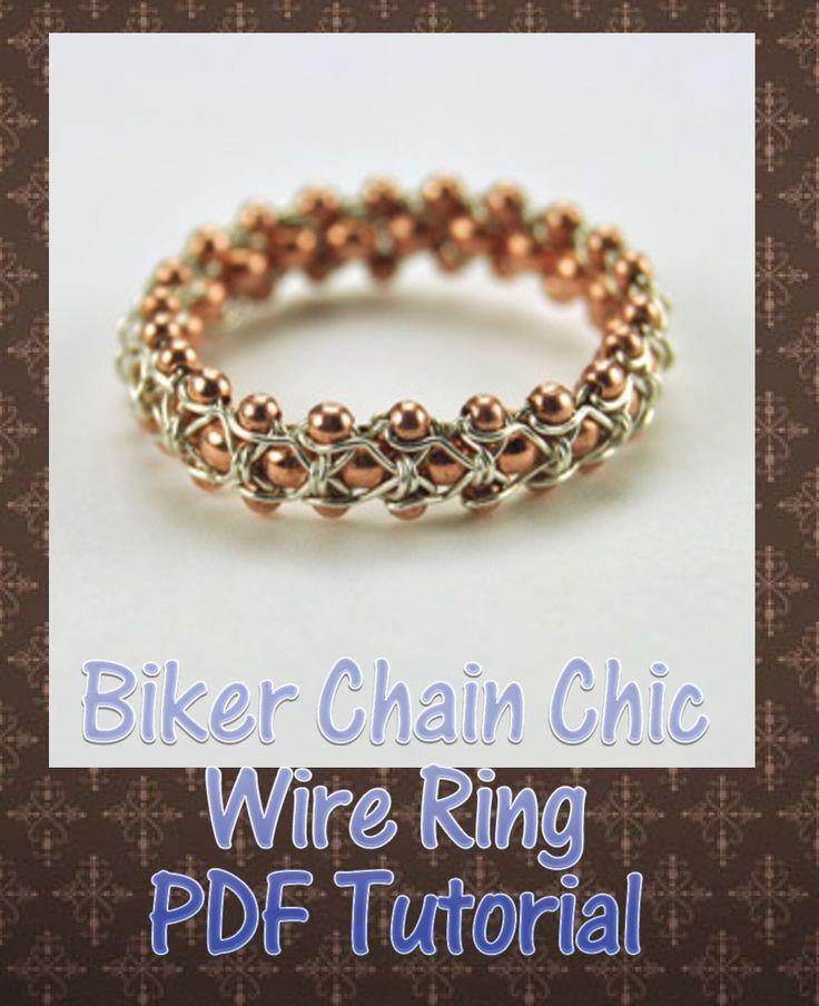 wire jewelry designs | ... Wire Jewelry Tutorial Instruction PDF — Shaktipaj Jewelry Designs