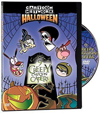 Cartoon Network Halloween - 9 Creepy Capers