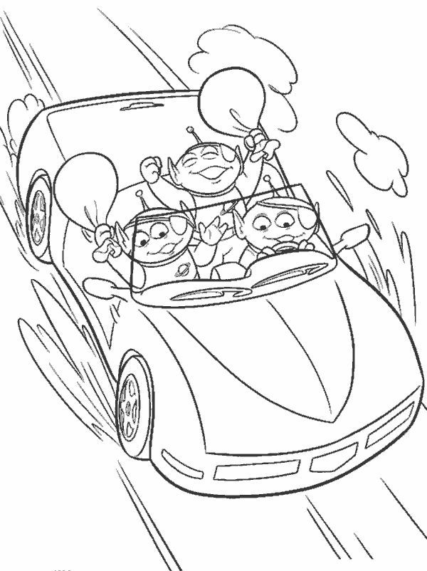 Disney Channel Jessie Coloring Pages Aliens Toy Story Coloring Pages Coloring Coloringbook Toy Story Coloring Pages Coloring Pages Disney Coloring Pages