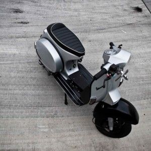 Vespa PX 200- from mild to slightly wild | S.S. Scooter Engineering