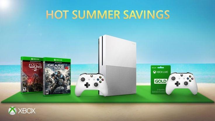 Xbox One Consolas Y Los Juegos De Descuento En La Nueva Oferta De Verano