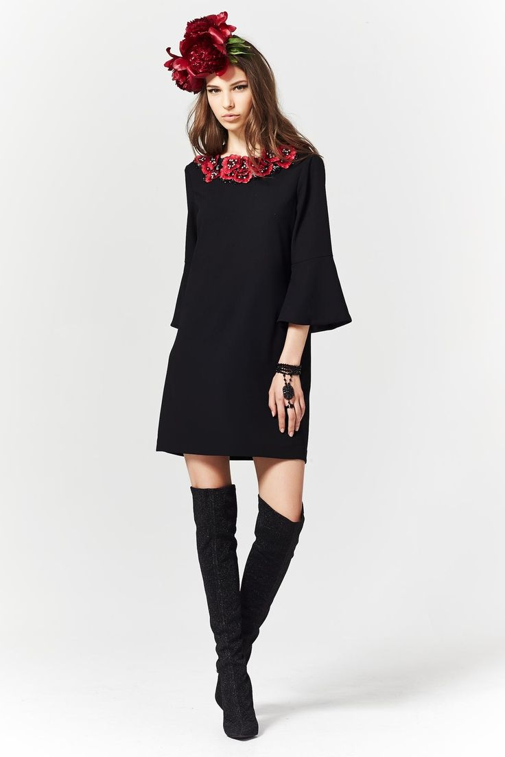 REMEMBRANCE DAYS Dress - Trelise Cooper-New In : Trelise Cooper Online - TALL POPPY TRELISE COOPER 2ND WINTER