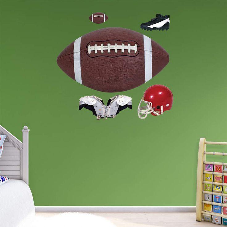 Childrens Football Bedroom Ideas: Best 25+ Football Bedroom Ideas On Pinterest