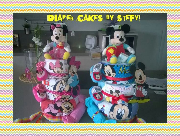 Facebook baby gifts by stefy  Diaper Cakes