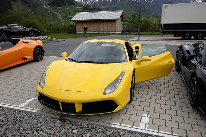 Pin By Adin Basic On Ferrarilovers Sports Car Ferrari Super Cars