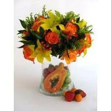 resultado de imagen de arreglos florales para mesas de comedor