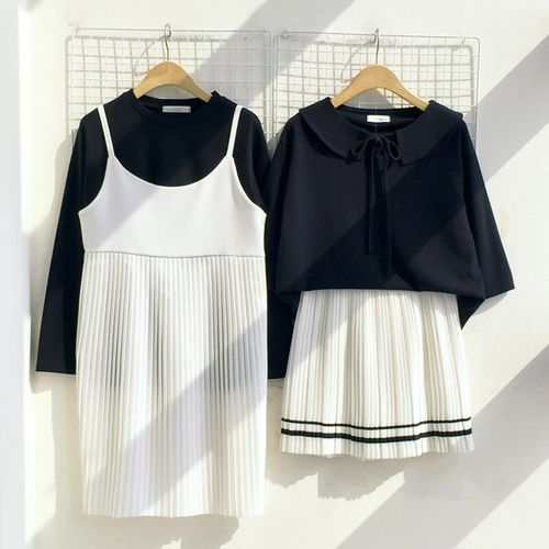 korean fashion, cute, and fashion image