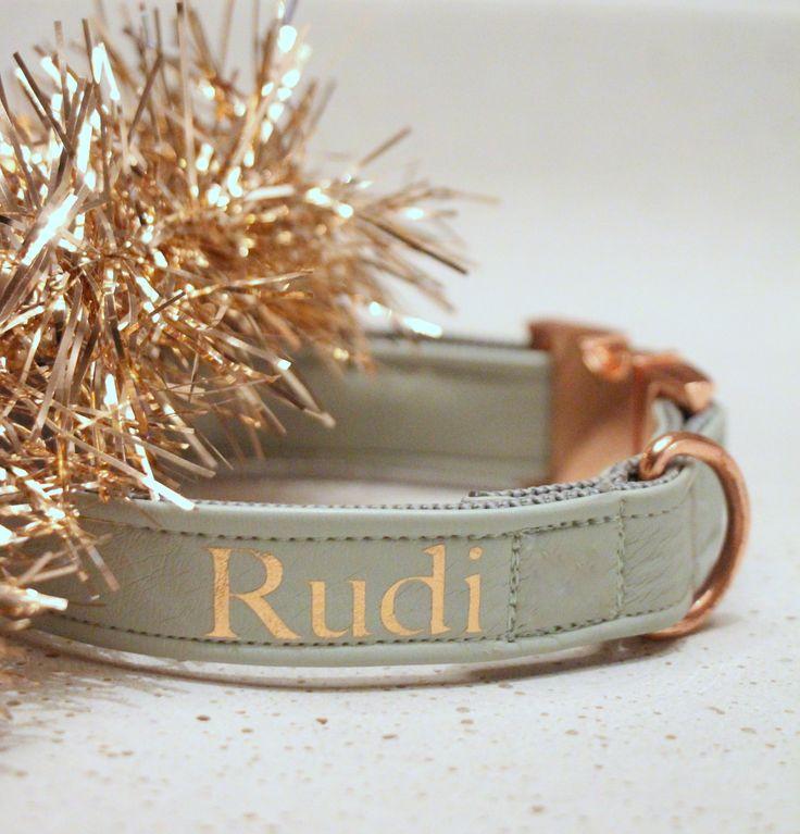 personalisiertes Hundehalsband name