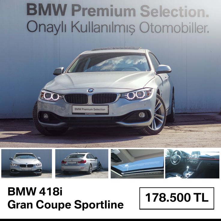 Haftanın Otomobili : BMW 418i Gran Coupe Sportline