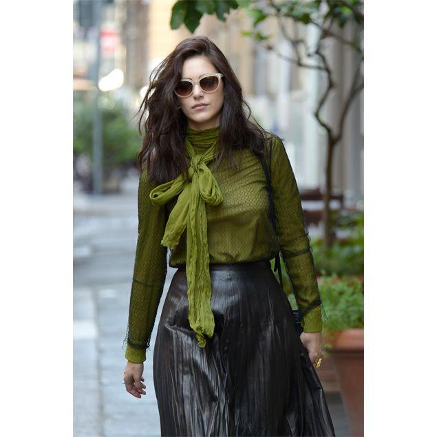 Miriam Leone in Liu Jo Eyewear