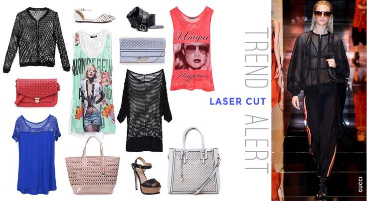 FULLAHSUGAH Trend alert LASER  CUT | Shop now at: fullahsugah.gr