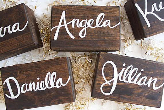 CUSTOM Personalized Wooden Gift Box Birthday by CraftBoxDIYtoGo