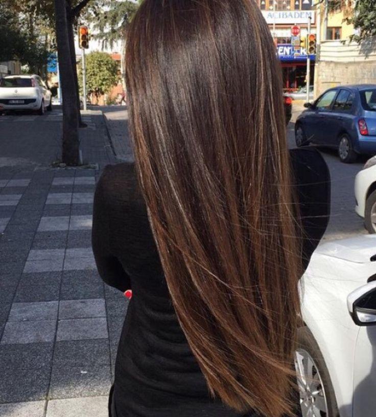 ✨Shiny Brown Hair✨