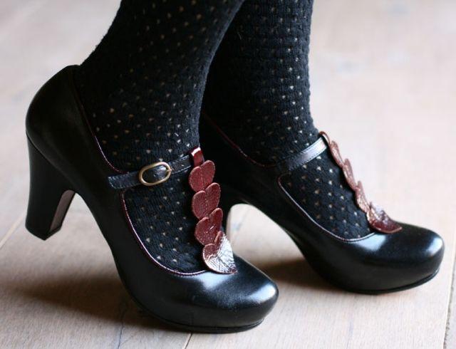#fashion #shoes L'armadio del delitto: Scarpe belle + calze calde