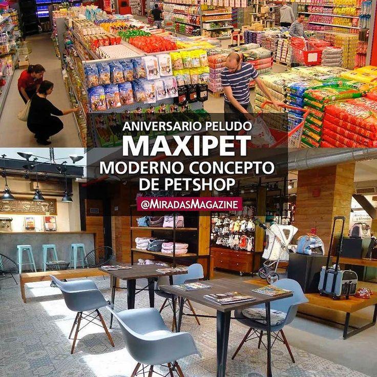 Aniversario\  Su concepto las amplias instalaciones sus servicios y productos han sido clave para diferenciar a Maxipet Plus en el mercado de tiendas de mascotas. Recordemos que la noción de Maxipet Plus es brindar una nueva forma de experimentar el mundo de las mascotas... . Leer más en miradas.com.ve [enlace de bío]