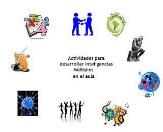 Formared. Idees i activitats x desenvolupar les intel·ligències múltiples a l'aula