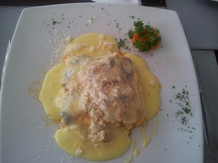 lasaña (lasagna)