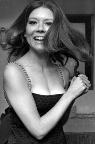 Yorkshire-born Diana Rigg attended RADA (with Glenda Jackson and Sian Phillips), before taking a series of stage roles in the early 1960s with the Royal Shakespeare Company. In 1965 she was cast by ABC-TV as Emma Peel in 'The Avengers' and became a nationally-recognised if somewhat reluctant celebrity. She was seen more recently in 'Game of Thrones' !