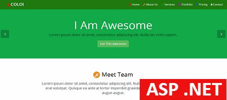 47 best Free Asp Themes images on Pinterest | Role models, Template ...