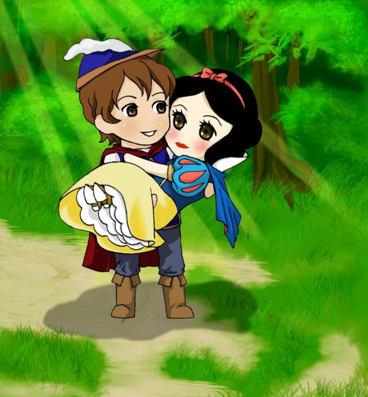 Snow and Charming :3 by VanillaKeyblade on deviantART