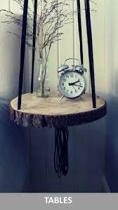 Afbeeldingsresultaat voor nachtkastje steigerhout hangend