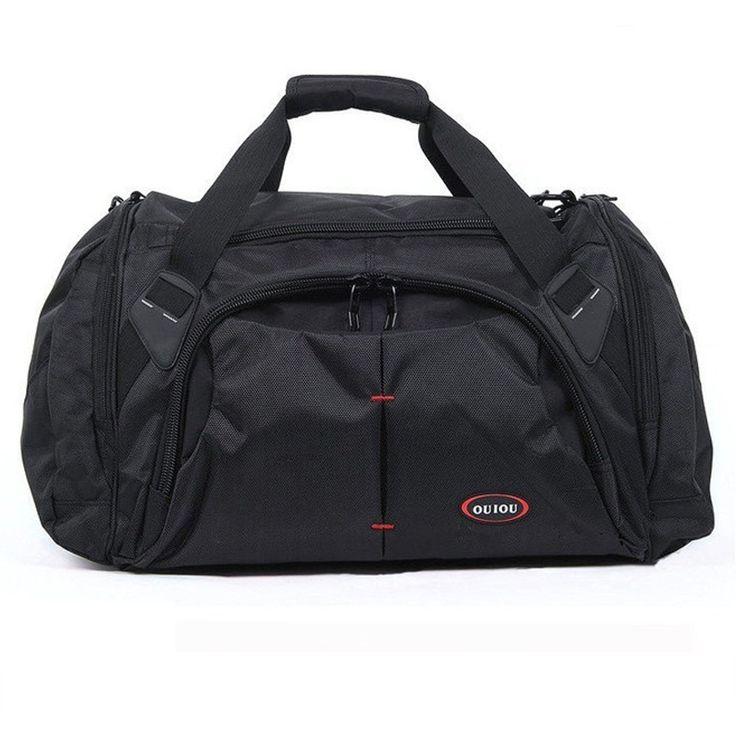Promotiona Quality Fashion Sport Gym Bag Tote Duffle 600D Polyetser