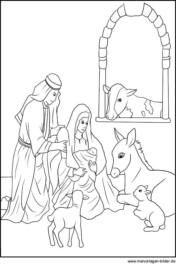 267 best Bibel-Ausmalbilder images on Pinterest | Ausmalen, Ostern ...